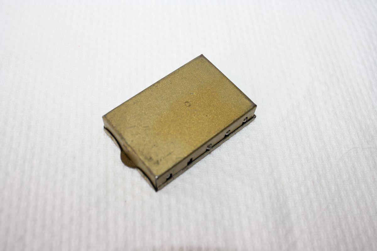 Naumann SpulenKästchen kompl für alte Nähmaschine Naumann